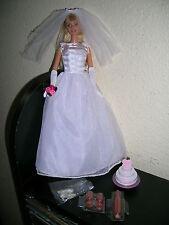 """barbie Mattel """" mariage de rêve"""" réf : 27374 année 2000"""