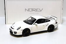 1:18 Norev Porsche 911 (997) GT2 white 2007 NEW bei PREMIUM-MODELCARS