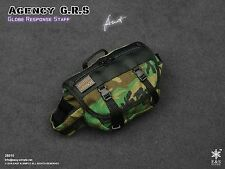 Easy & Simple Agency GRS Action Figure 1/6 26010 WOODLAND CAMO MESSENGER BAG