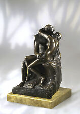 Auguste Rodin (1840-1917), Bronze, Der Kuss / The Kiss, 1886