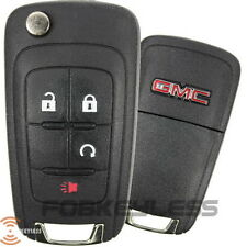 Brand New 2010 -2013 GMC Terrain 4 Button Remote Key