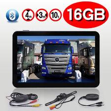 """GOLDBAY 7"""" LKW Truck Navi GPS Navigationsgerät POI 16GB Bluetooth Rückfahrkamera"""