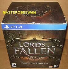 PS4 Lords of the Fallen Collectors Edition Brand New (Sony PlayStation 4, 2014)