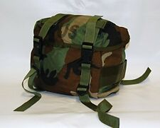 US Military Buttpack Butt Pack Woodland ALICE MOLLE- Real US Military Made in
