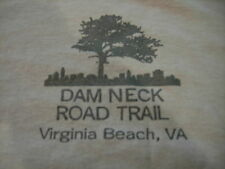 Men's Dam Neck Road Trail Virginia Beach VA Urban Hiker Get Out and Play T-Shirt