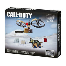 MEGA Bloks Call of Duty Vulture Collector Construction Set Attack (dcl00)