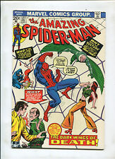 THE AMAZING SPIDER-MAN #127 (VF-) THE DARK WINGS OF DEATH!