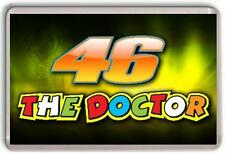 "VALENTINO ROSSI 46 ""THE DOCTOR""  Fridge Magnet"