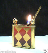 Briquet ancien Table * FLAMIDOR Eclaire * Desk Lighter * Feuerzeug * Accendino