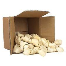 """8""""-10"""" Rawhide Bones - 16 Pack - Large Bones from Top Dog Chews"""