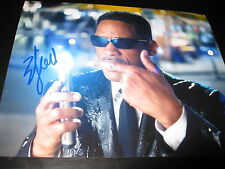 WILL SMITH SIGNED AUTOGRAPH 8x10 PHOTO MEN IN BLACK PROMO IN PERSON COA AUTO X2