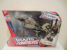 Transformers Action Figure Voyager class Animated Decepticon Blitzwing MISB 2007