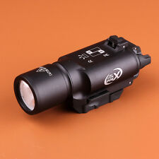X300 Tactical Ultra High Ouput LED Weapon Flashlight For WeaverPicatinny Rail