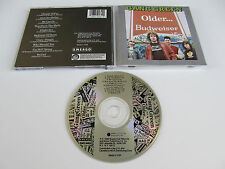 GANG GREEN Older... Budweiser CD 1989 RARE OOP THRASH ORIGINAL 1st PRESS. USA!!!