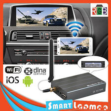 Car WiFi Mirror Link Box IOS Airplay Android Miracast Wireless Pioneer RGB DLNA