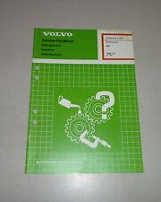 Werkstatthandbuch Volvo 440 Karosserie - ab 1988