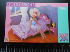 Steffi Love Good Night Dream House Furniture Bed Room SET Barbie Simba