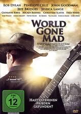 WORLD GONE MAD - Bob Dylan, Penelope Cruz, Jeff Bridges ( DVD) *NEU OVP*