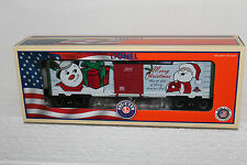 LIONEL #82691  2015 Christmas boxcar