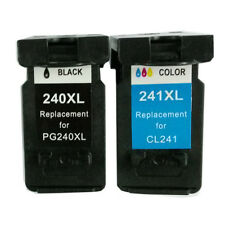Superb Choice® Ink Cartridge for Canon PIXMA MG3120/MG3122/MG3140(1Black 1Color)