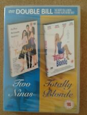 Double bill - Two Ninas & Totally Blonde