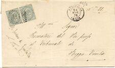 P4746  Reggio Emilia, GUASTALLA  numerale a punti 1876