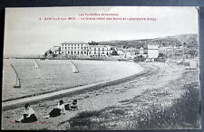 FRANCE BANYULS -SUR-MER LE GRAND HOTEL  1900s
