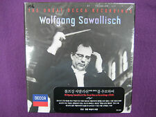 Wolfgang Sawallisch / THE GREAT DECCA RECORDINGS 25 CD Box Set NEW SEALED