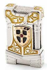 S.T. Dupont Ligne 2  Lighter, White Knight, Prestige Edition 16145 New In Box