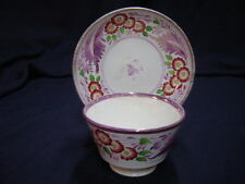 Ironstone Staffordshire Cup and Saucer