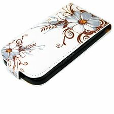Pocket Holster Credit Card Leather Case Cover For Samsung Galaxy S3 III i9300