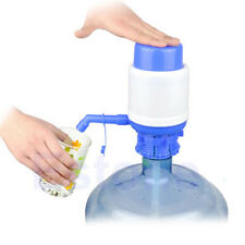 5 Gallon Bottled Drinking Water Hand Press Manual Pump For Dispenser BestQuality