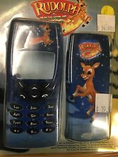 Nokia 8210 Rudolph The Reindeer Covers Set Front & Rear plus Keypad HNK82RUDRST