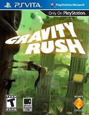 Gravity Rush   (Sony PS Vita , 2012) BRAND NEW