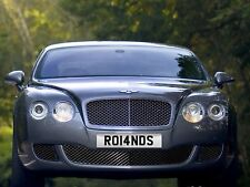 ROLAND Rolands RO14 NOS Cherished Number Plate Steve Paul Dave king smith MD NDS