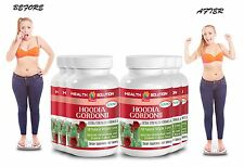 Appetite Control Energy - Lose Weight Quick - HOODIA GORDONII EXTRACT 2000 - 6B