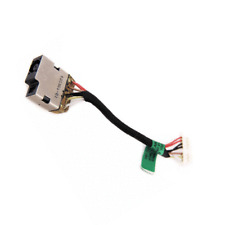 AC DC IN POWER JACK CABLE PLUG CONNECTOR FOR HP 762825-YD1 762825-FD1 762825-SD1