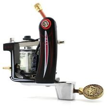 MACCHINA A BOBINE Per TATUAGGI COIL Alloy Machine TATTOO Gun Clip Cord SUPPLIES