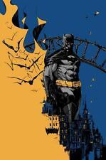 POSTER BATMAN THE DARK KNIGHT IL CAVALIERE OSCURO JOKER DC COMICS COVER 9
