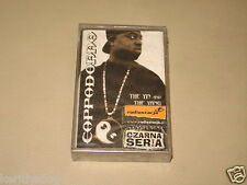 CAPPADONNA - The Yin And The Yang - MC cassette tape 2001/329 NEW TAPE