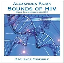 Sounds of HIV: Music Transcribed From DNA, New Music
