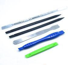 6 Pcs Metal & Plastic Spudger Set Repair Opening Pry Tool for Apple iPad iPhone