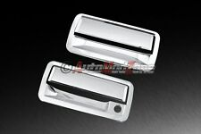 98-05 Chevy S10 Blazer Chrome 2 Door Handle Covers Cover w/o PSG Keyhole