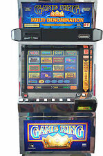 IGT GAME KING 6.0 POKER MACHINE 77 Games! ( COINLESS ) ( TICKET PRINTER )