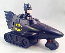Batman Returns McDonalds Batmobile Press And Go Car Vehicle 1991 Happy Meal Toy