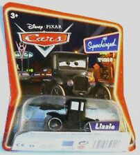 DISNEY PIXAR CARS SUPERCHARGED LIZZIE VHTF