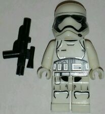 Stormtroopers First Order Star Wars Lego Type Mini figure New Unused