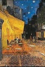 Café Terraza Van Gogh Cartel Tamaño A2