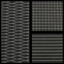 Hydro-Turf Sheet Material Cut Diamond 2Tone Black/Dark Gray