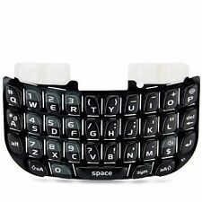 For Blackberry Curve 8520 Keypad Keyboard Click Qwerty Buttons Black UK